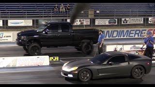 Download Cummins Diesel Smokes Corvette Video