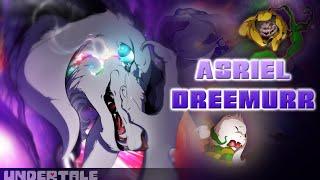 Download Asriel Dreemurr - Undertale Speedpaint Video