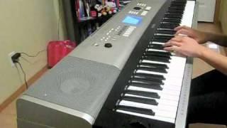 Download David Guetta - Titanium feat. Sia (HQ piano cover) Video