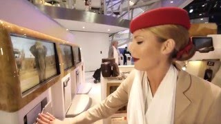 Download Business Class Seat Preview | Boeing 777 | Emirates Airline Video