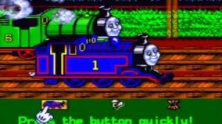 Download Thomas the Tank Engine & Friends - SNES/SFC Video