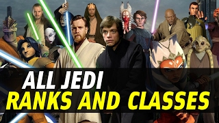 Download All Jedi Ranks and Classes | Star Wars Legends Video