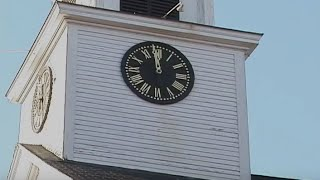 Download Tower Clock Visit - Summer 2006 in Groton, Ma. Video