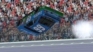 Download Nascar Racing 2003 Reenactment Compilation 2 (300th Video Special) Video