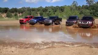 Download 2016 Midsize Pickup Challenge: Off Road Video