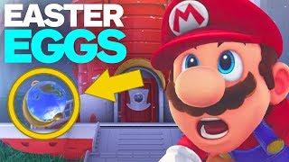 Super Mario Odyssey - SUPER MARIO 64 PLAYABLE MODEL, COSTUME