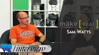 Download Make [REAL] Sam Watts Discusses Developing VR Video