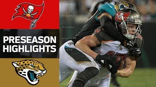 Download Buccaneers vs. Jaguars | NFL Preseason Week 2 Game Highlights Video