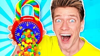 Download Making School Supplies out of Candy! Learn How To Diy Back To School Edible Food Challenge Prank Video
