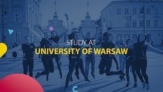 Download Study at University of Warsaw Video
