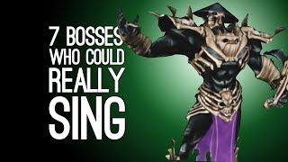 Download 7 Evil Bosses Who Just Had to SING! Video