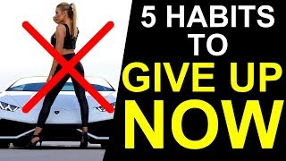 Download 5 Habits to Give Up if You Want to Be Successful Video
