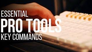 Download Crucial Pro Tools Key Commands & Shortcuts for Editing Video