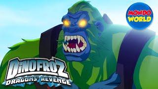 Download DINOFROZ 2 episode 4 | A NEW DINOFROZ | Dinosaur cartoon for kids Video