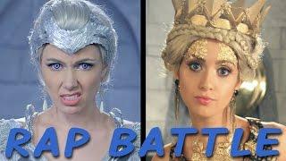 Download FREYA vs RAVENNA: Princess Rap Battle (Laura Marano, Derek Theler, Whitney Avalon) Video