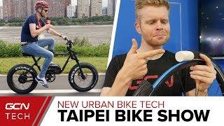Download New Urban Bike Tech | Taipei Cycle Show 2018 Video