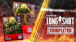 Download MADDEN NFL 18 LONGSHOT COMPLETE!! LONGSHOT UPGRADES, UPDATE NEWS, TIPS, AND TRICKS!! Video