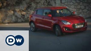 Download Wendig: Suzuki Swift | DW Deutsch Video
