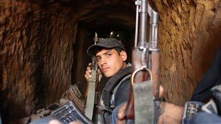 Download Combats entre rebelles et régime syrien près de Damas Video