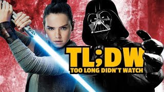 Download Every Star Wars Movie Before The Last Jedi (Cram It!) Video