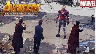 Download Infinity War Leaked Photos [Iron Man vs. Dr. Strange] Video