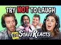 Download Try To Watch This Without Laughing or Grinning Battle #6 (ft. FBE Staff) Video