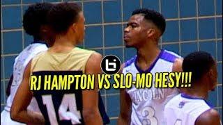 Download RJ HAMPTON VS SLO-MO HESY! Guard Battle At Chris Bosh Hoopfest Video