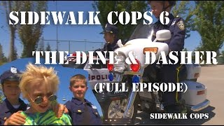Download Sidewalk Cops Episode 6 - The Dine and Dasher (Full Episode) Video