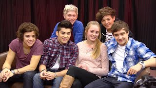 Download A Look Back: Fans Swoon Over One Direction's First Visit to U.S. in 2012 Video