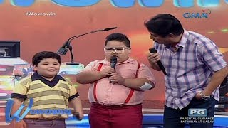 Download Wowowin: Paopao at Balang, bagong bisita ni Kuya Wil Video