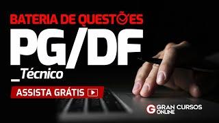 Download Bateria de Questões PGDF – Administração Financeira e Orçamentária: Prof. Anderson Ferreira Video