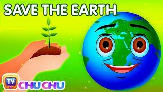 Download Here We Go Round the Mulberry Bush | Save the Earth from Global Warming | ChuChu TV Video