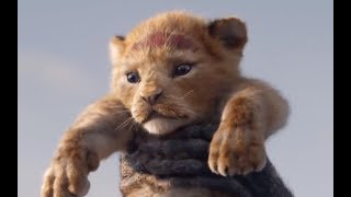 Download The Lion King Official Trailer Review Video