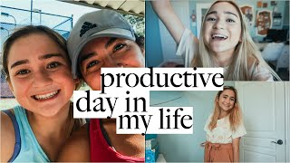 Download productive summer day in my life // running, working from home, gym + more! Video