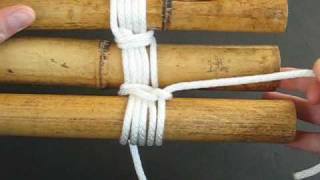 Download How to Lash a Bamboo Tripod by TIAT Video