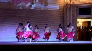 Download Festival of lights'14-Dance by Tamil Nadu's very own Pengal @Organ Pavillion-Balboa Park, San Diego Video