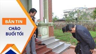 Download Đại sứ Nhật cúi đầu trước gia đình bé Linh | VTC1 Video