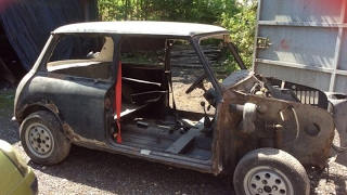 Download Classic Mini/Car Restoration Time Lapse Video
