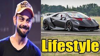 Download Virat Kohli Lifestyle, School, Girlfriend, House, Cars, Net Worth, Family, Biography 2018 Video