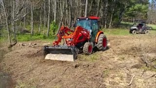 Download KIOTI COMPACT TRACTOR MONTAGE #3 Serious Tractor work! Video