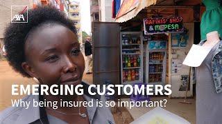 Download Emerging customers in Kenya - Interview of Gladys Wangari, MicroEnsure Video