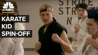 Download 'Cobra Kai' Producers: Stunned By 'Karate Kid' Sequel's Success | CNBC Video