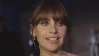 Download Rogue One's Felicity Jones on meeting Mark Hamill Video