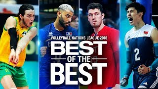 Download Best of the Best | STATISTICS | Volleyball Nations League 2018 Video