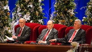 Download 2016 First Presidency's Christmas Devotional Video