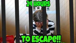 Download Box Fort Jail! 24 Hours To Escape! Video