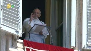 Download Papa en Regina Coeli 23-4-17: «La Divina Misericordia hace visible a Jesús Resucitado» Video