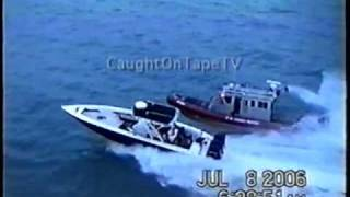 Download Coast Guard Boat Chase! Video