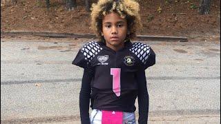 Download BEST 6 year old Quarterback YOUTH BALLER | CJ CYPHER | ATLANTA DUCKS | PHENOM Video