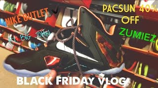 Download BLACK FRIDAY MADNESS! NIKE OUTLET! PACSUN! ZUMIEZ! CRAZY DEAL! Video